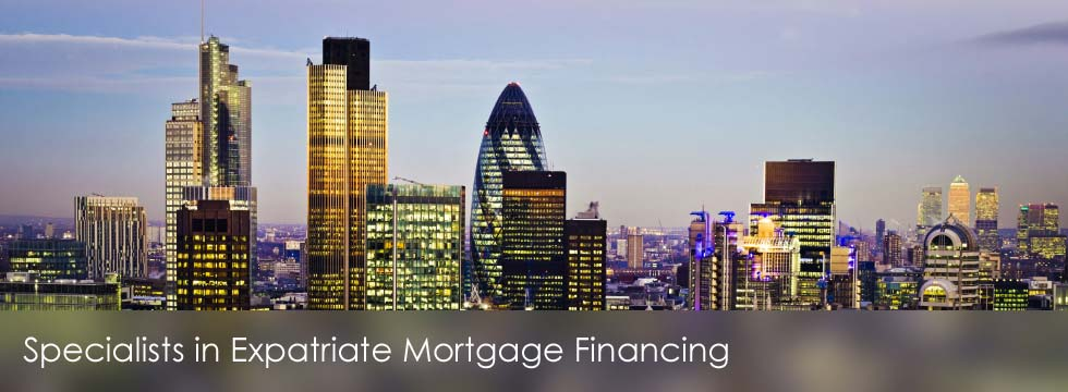 Expatriate mortgage broker