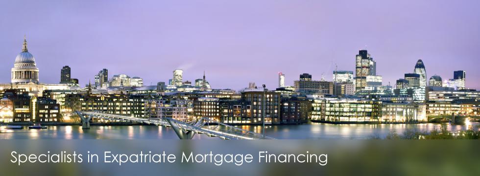 Ex-pat mortgages